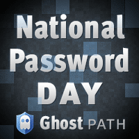 National Password Day icon