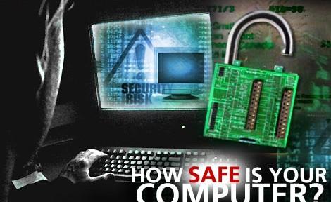 Public wifi identy theft